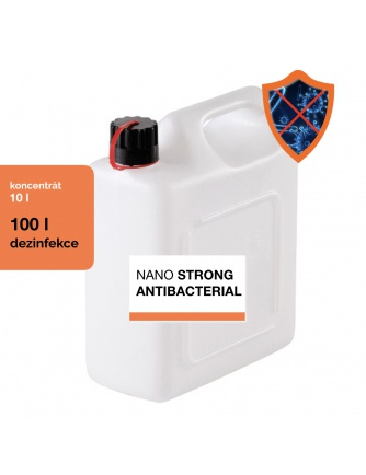 Nano Strong Antibacterial Concentrate 10l