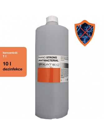 Nano Strong Antibacterial Concentrate 1l